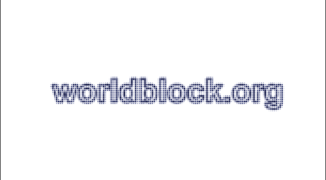 Worldblock.org Logo